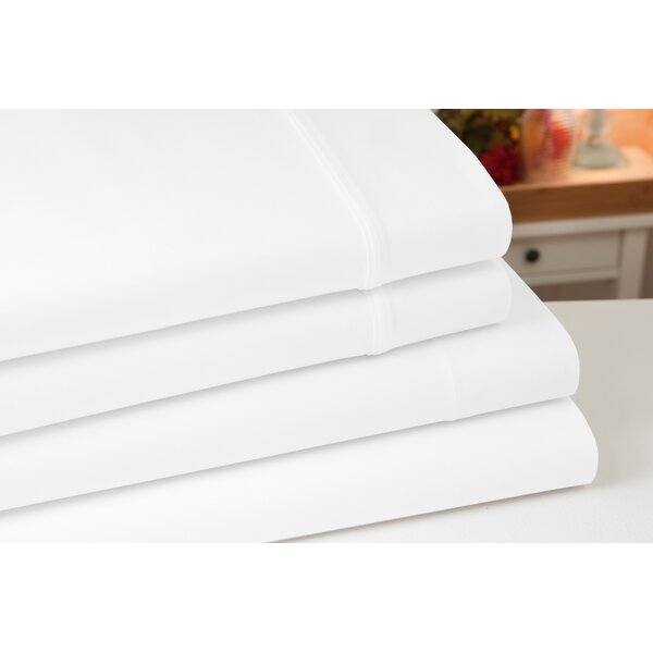 Greenburgh 200 Thread Count 100% Organic Cotton Sheet Set by Darby Home Co
